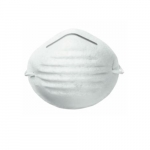 Nose/Mouth Disposable Dust Mask, One Size