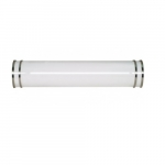 "25"" Glamour Wall Mounted Vanity Light Fixture"