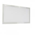 22W 1 x 2' Blink Plus LED Surface Mount Fixture, White