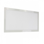 22W 1 x 2' LED Surface Mount Fixture, White