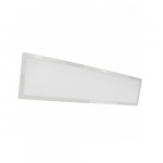 45W 1 x 4' LED Surface Mount Fixture, White