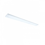 """30W 5"""" x 3' LED Surface Mount Fixture, White"""