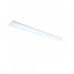 """40W 5"""" x 4' LED Surface Mount Fixture, White"""