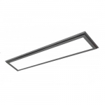 "45W, 12"" Blink Plus Surface Mount LED Light Fixture, Gunmetal Finish"