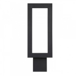 Reflux LED Wall Sconce Light, Aged Bronze Finish