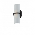 10W Tucker LED Wall Sconce, Aged Bronze, 3000K