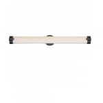 39W Loop LED Wall Sconce, Aged Bronze