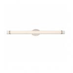 26W Slice LED Wall Sconce, Polished Nickel