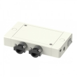 Thread Low Profile Switched Junction Box