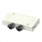 Thread Low Profile Switchless Junction Box