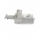 58W LED Area Light, Gray, 5000K