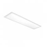 1x4 LED Flat Panel, White