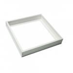 2x2 LED Flat Panel Frame Kit, White