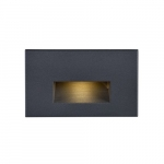 LED Horizontal Step 120V Accent Light, Bronze