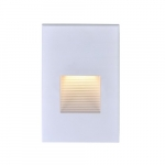 LED Vertical Step 277V Accent Light, White