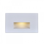 LED Horizontal Step 277V Accent Light, White