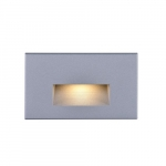 LED Horizontal Step 120V Accent Light, Gray