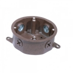 Die Cast Outdoor Electrical Junction Box, Old Bronze
