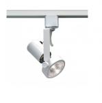 50W Track Light, PAR20, Gimbal Ring, 1-Light, White