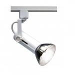 150W Track Light, Universal Bulb, White