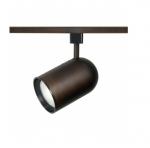 1-Light Track Light Head, R30, Bullet Cylinder, Russet Bronze