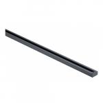 8' Linear Lighting Track, Black