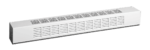 2000W Patio Door Heater, 240 V, Silica White