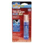 Permatex Medium Strength Blue Threadlockers, 10 mL