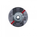 4.5-in Depressed Center Cutting Wheel, 24 Grit, Aluminum Oxide, Resin Bond