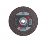 7-in Flat Cutting Wheel, 24 Grit, Aluminum Oxide, Resin Bond