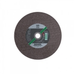 14-in Flat Cutting Wheel, 24 Grit, Aluminum Oxide, Resin Bond