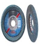 4.5 in SGP Zirkon Curve Flap Discs, 40 Grit, 13,300 RPM