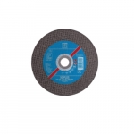 6-in Depressed Center Cutting Wheel, 46 Grit, Aluminum Oxide