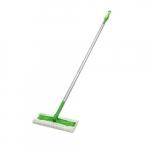 Swiffer 10 in Wide Sweeper Mop w/ Green Handle