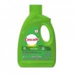 Cascade Lemon Dishwashing Gel 120 Oz.