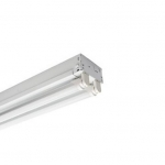 8ft. LED T8 Strip Light Fixture for Single-Ended Tubes, 4-Lamps