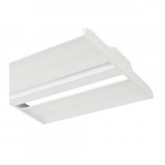 110W 2 Ft. Flat LED High Bay Fixture, 480V, 4000K