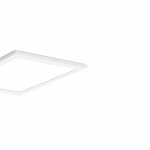 36W 2 x 2' LED Flat Panel, Dimmable, 4500 lm, 5000K
