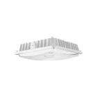 27W LED Surface Mount Ceiling Light, 3800 lm, 5000K, White