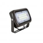 45W LED Flood Light, Bronze, 4000K