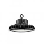 240W LED UFO High Bay, 0-10V Dimmable, 33600 lm, 200V-480V, 5000K