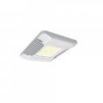 75W LED Canopy Light, Low Profile, Dimmable, 5000K, White