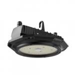 150W LED UFO High Bay, 0-10V Dimmable, 22500 lm, 120V-347V, 5000K