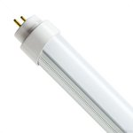 5000K 120-277V 15W 4 Ft 2200 Lm LED Linear Hybrid T8 Tube