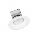 6in 15W LED Retrofit Downlight, Dimmable, 5000K