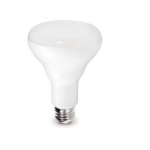 8W LED BR Bulb, Dimmable, 4000K