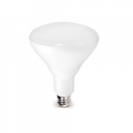 15W LED BR40 Bulb, Dimmable, 4000K