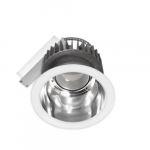 6-in 25W LED Commercial Downlight, Dimmable, 3000K
