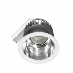 8in 40W LED Commercial Downlight, Dimmable, 5000K