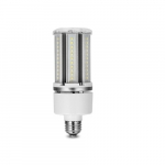22W LED Corn Bulb, 360 Degree, T19 Bulb, Clear